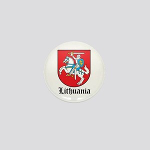 Lithuanian Coat of Arms Seal Mini Button