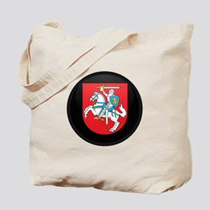 Coat of Arms of Lithuania Tote Bag