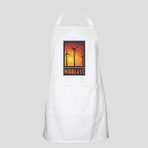 Warless Wind Power BBQ Apron