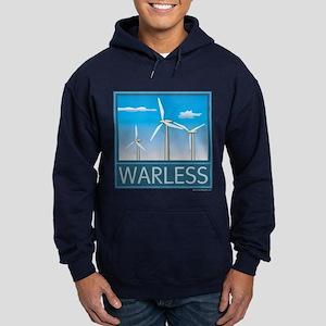 Windpower No War Hoodie (dark)
