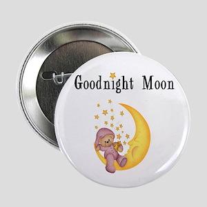 """Good Night Moon 2.25"""" Button"""