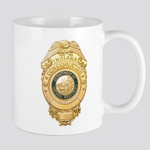 Indiana Game Warden Mug