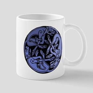 Celtic Chasing Hounds 1b Mug