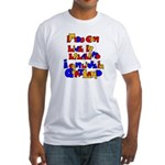 LaLaLand-GoatLand Fitted T-Shirt