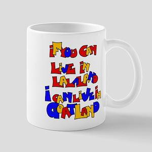 LaLaLand-GoatLand Mug