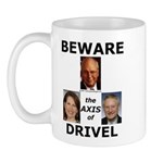 Axis of Drivel Mug