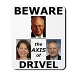 Axis of Drivel Mousepad