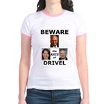 Axis of Drivel Jr. Ringer T-Shirt