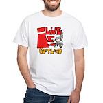 GoatLand White T-Shirt