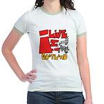 GoatLand Jr. Ringer T-Shirt