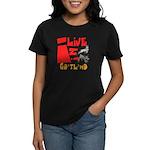 GoatLand Women's Dark T-Shirt