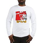 GoatLand Long Sleeve T-Shirt