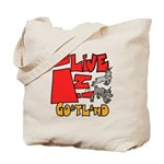 GoatLand Tote Bag