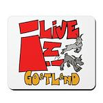 GoatLand Mousepad