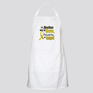 Angel 1 BROTHER Child Cancer BBQ Apron