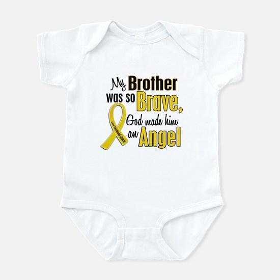 Angel 1 BROTHER Child Cancer Infant Bodysuit