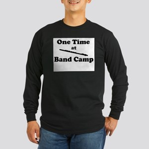 bandcamp Long Sleeve T-Shirt