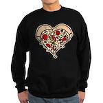 Pizza Heart Sweatshirt (dark)