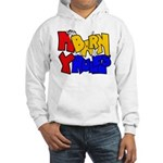 MyBarn Shy Goat Hooded Sweatshirt