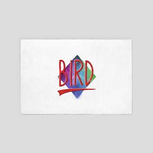 Bird 2 4' x 6' Rug