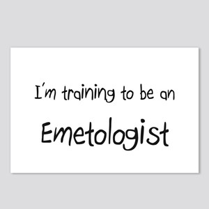 I'm Training To Be An Emetologist Postcards (Packa