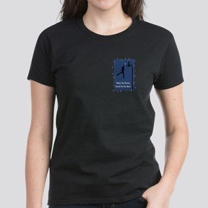 When You Dream Women's Dark T-Shirt