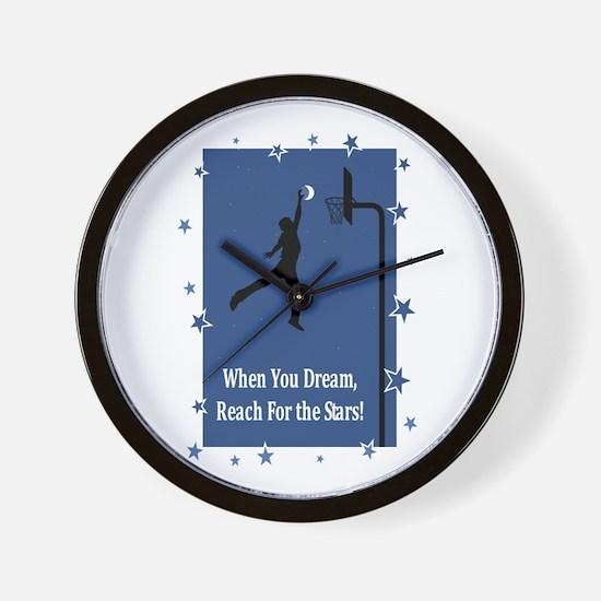 When You Dream Wall Clock