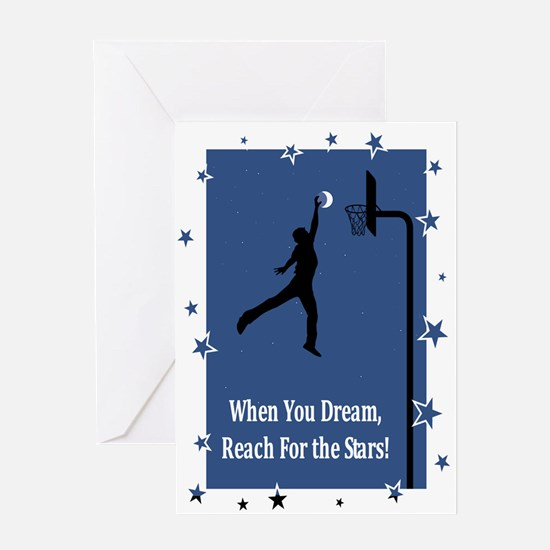 When You Dream Greeting Card