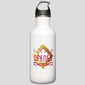 Opened Stainless Water Bottle 1.0L