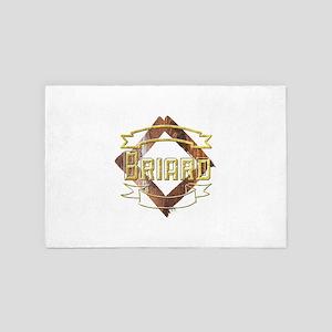 Briard 4' x 6' Rug