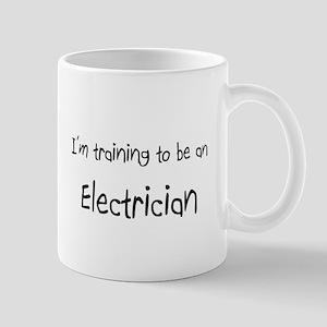 I'm Training To Be An Electrician Mug