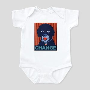 Charlie Obama - Change Infant Bodysuit