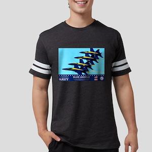 Blue Angels F-18 Horne T-Shirt
