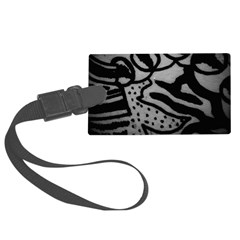 Abstract Luggage Tag