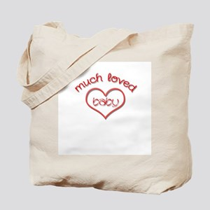 Much loved Baby Tote Bag