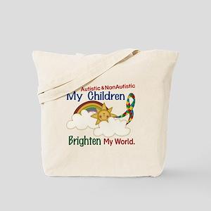 Brighten World 1 (A &Non/A Children) Tote Bag
