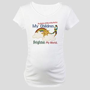 Brighten World 1 (A &Non/A Children) Maternity T-S