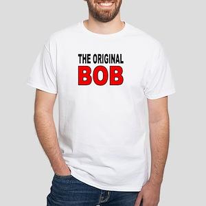 ORIGINAL BOB White T-Shirt