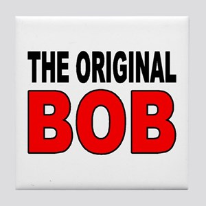 ORIGINAL BOB Tile Coaster