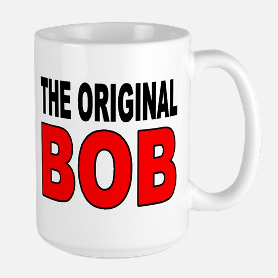 ORIGINAL BOB Large Mug