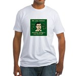 The Money Tree Fitted T-Shirt