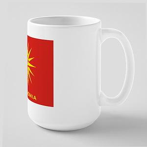 Macedonia Large Mug