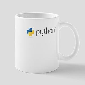 Python Logo Classic Mugs