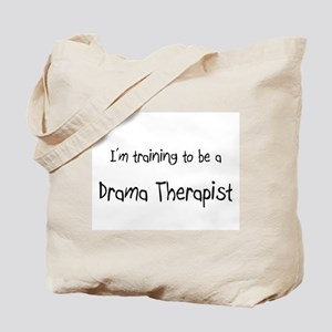 I'm training to be a Drama Therapist Tote Bag