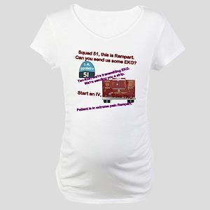 Squad 51 Rampart Maternity T-Shirt
