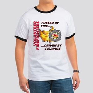Firefighters Courage Ringer T