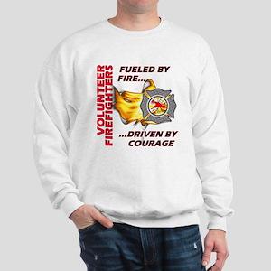 Firefighters Courage Sweatshirt