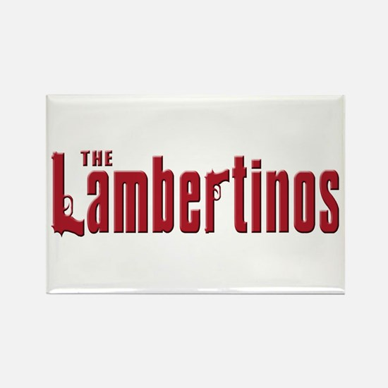 Lambertinos Rectangle Magnet