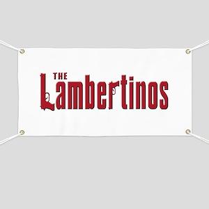 Lambertinos Banner