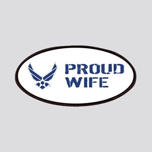 USAF: Proud Wife Patch